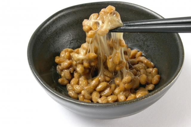 葉酸の豊富な納豆